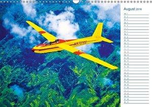 Meister in der Schwebe: Segelflugzeuge (Wandkalender 2016 DIN A3
