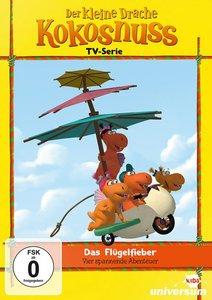 Der kleine Drache Kokosnuss TV Serie (DVD 4)