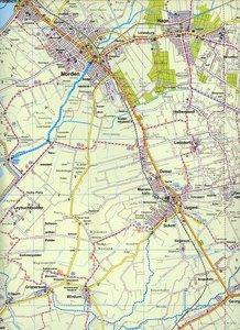 Aurich Landkreis mit Stadt Emden 1 : 60 000