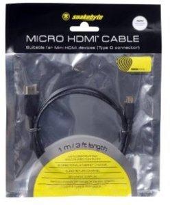 MAMBA Micro HDMI Cable - 1m