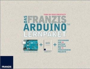 Das Franzis Arduino Lernpaket