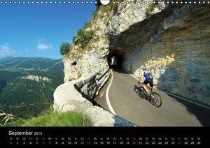 Rotter, M: Alpenpässe auf dem Rennrad Vol. 1 (Wandkalender 2