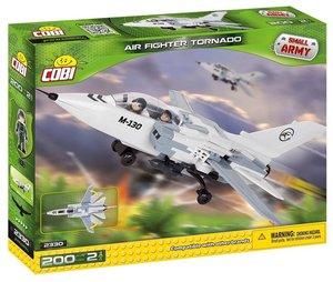 COBI 2330 - Air Fighter Tornado, Small Army, grau