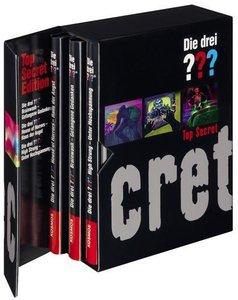Die drei ??? Top Secret Edition (drei Fragezeichen)