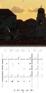 DUBROVNIK NIGHTS (Wall Calendar 2015 300 × 300 mm Square)