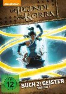 Die Legende von Korra, Buch 2: Geister - Vol. 1