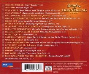 Zauber Der Erinnerung-WDR 4