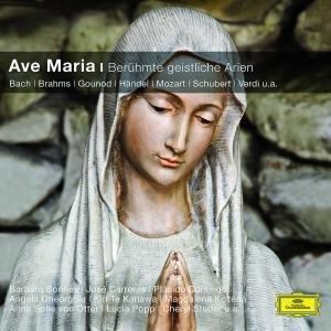 AVE MARIA-BERÜHMTE GEISTLICHE ARIEN (CC)