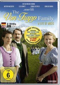 Die Trapp Familie - Ein Leben für die Musik (PAL + NTSC Doppel-D