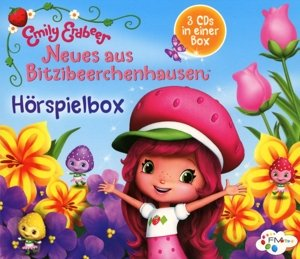 Emily Erdbeer - Hörspielbox 1