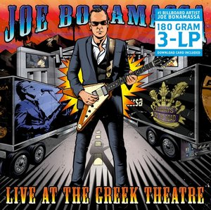 Live At The Greek Theatre (180Gr.Gatefold 3LP+MP3)