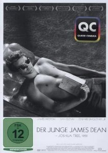 Der Junge James Dean-Joshua Tree 1951