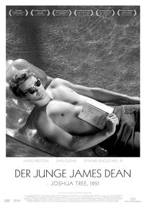 Der Junge James Dean-Joshua Tree 1951