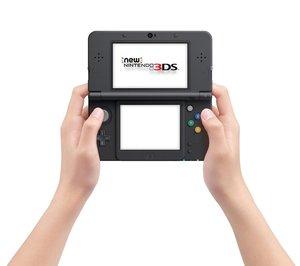 Nintendo New 3DS Konsole - Schwarz