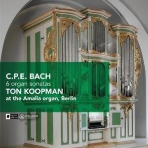 6 organ sonatas