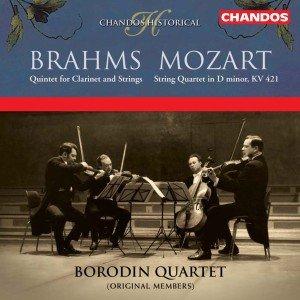 Quintett op.115/Quartett KV 421