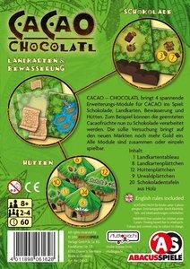 Cacao - Chocolatl. 1. Erweiterung