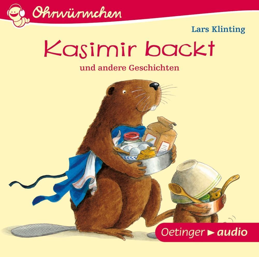 Kasimir backt (CD) - zum Schließen ins Bild klicken