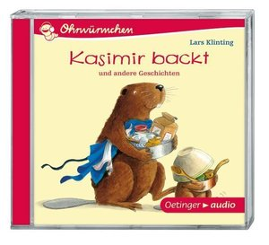 Kasimir backt (CD)