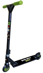 Carromco 78100 - Angry Birds: Freestyle Scooter, schwarz