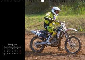 Motocross - MX UK-Version (Wall Calendar 2016 DIN A3 Landscape)