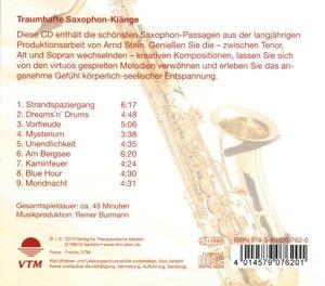 Traumhafte Saxophon-Klänge. CD