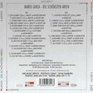 Die Schönsten Arien-M.Lanza