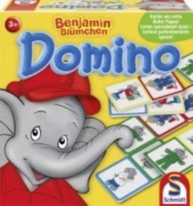 Schmidt Spiele - Benjamin Blümchen: Domino