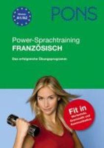 PONS Power-Sprachtraining Französisch