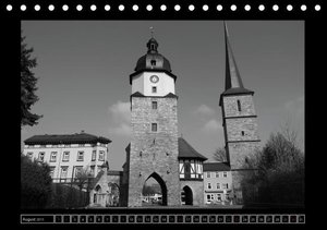 Flori0: Bachstadt Arnstadt - Tor zum Thüringer Wald (Tischka
