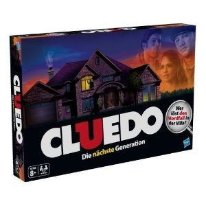 Hasbro 38712100 - Cluedo