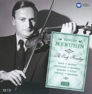 Icon:Yehudi Menuhin(The Early Years/Ltd.Editi
