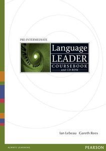 Language Leader Pre-Intermediate. Coursebook with CD-ROM
