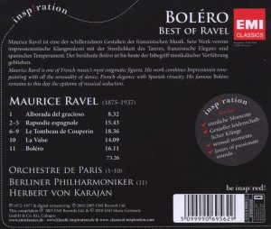 Bol?ro-Best Of Ravel