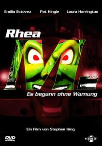 Stephen King - Rhea M... Es begann ohne Warnung