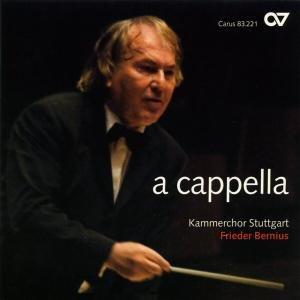 A Capella-40 Jahre Kammerchor Stuttgart