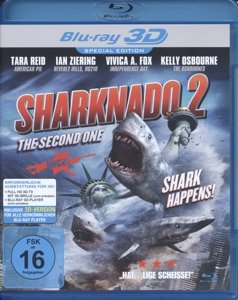 Sharknado 2 - The Second One - Shark Happens!