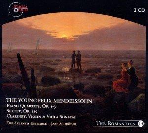 Der junge Felix Mendelssohn