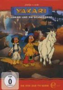(2)DVD z.TV-Serie-Yakari Und Die Schneeziege