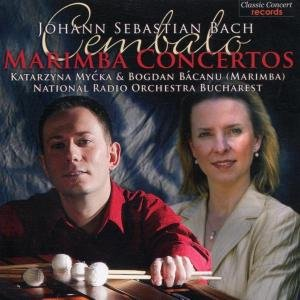 Cembalo/Marimba Concertos