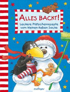 Der kleine Rabe Socke: Alles backt!, Leckere Plätzchenrezepte vo