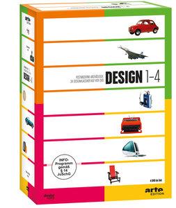 Design 1-4 (4 DVDs)