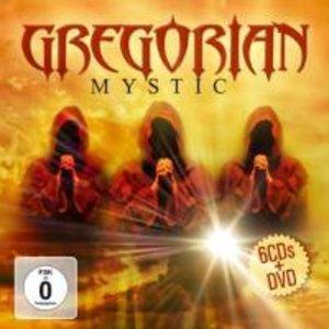 Gregorian Mystic.6CD+DVD