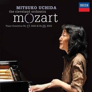 Mozart Klavierkonzerte 17 & 25