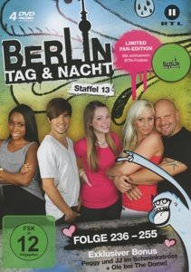 Staffel 13,Folge 236-255 (Limited Edition)