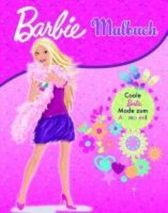Barbie Malbuch Fantasy