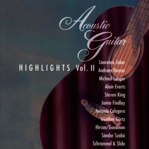 Acoustic Guitar Highlights Vol.2