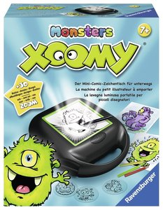 XOOMY® Monsters Fashion Designer/Xoomy® Midi