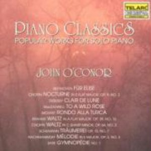 Piano Classics-Popular Works