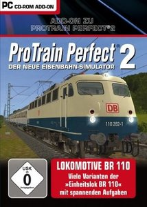 Pro Train Perfect 2 - Lokomotive BR 110
